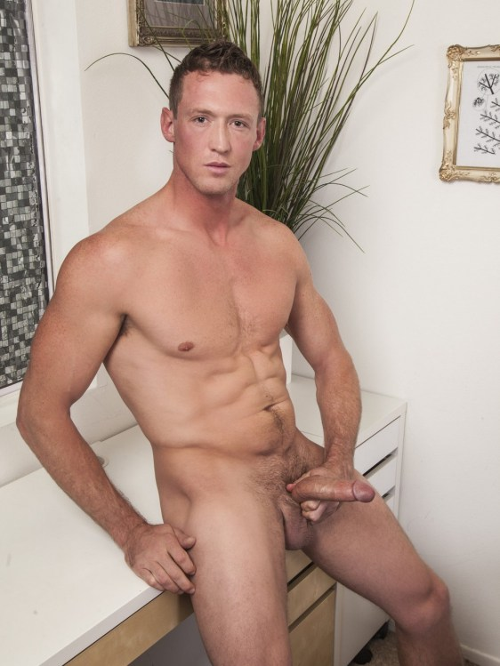 Pierce Hartman barebacks Jay Austin