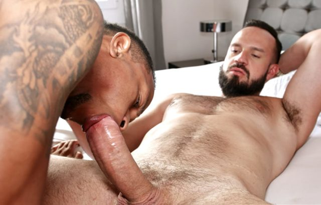 Cesar Paulino Takes Andy Onassis Thick Raw Cock At Timtales