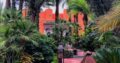 Marrakech – an oasis of treasures for the eyes and the soul
