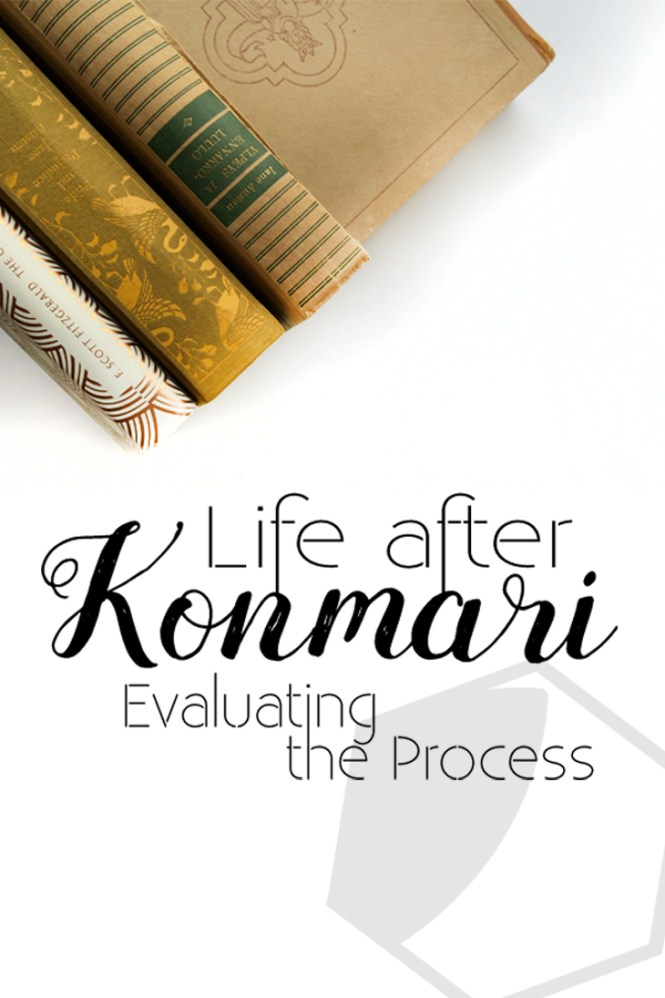 Life after Konmari - we have listed 5 points about the great after life!