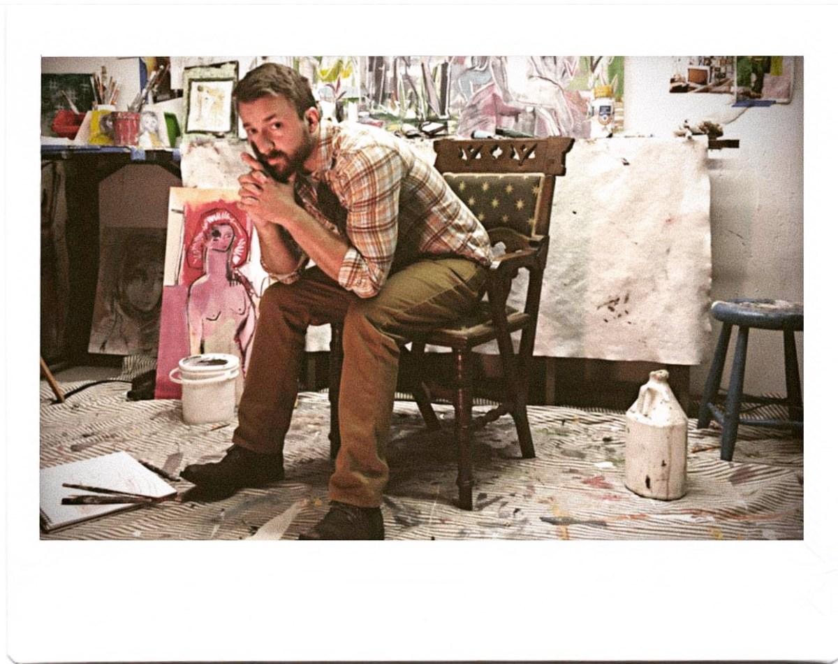 Kentucky Artist, Joshua Jenkins