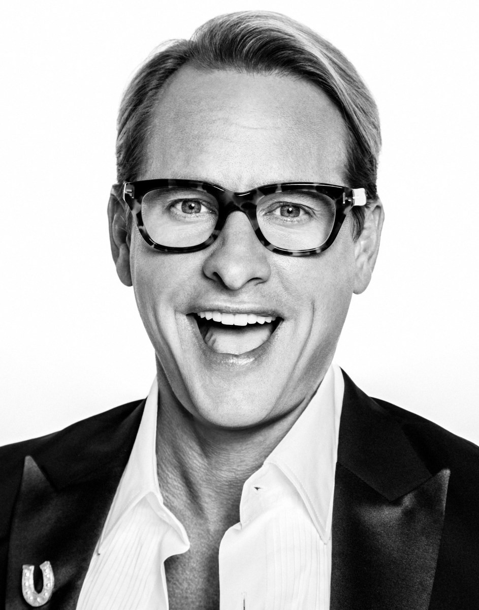 Saddlebred Horse Show Champion, Carson Kressley on his love of Kentucky