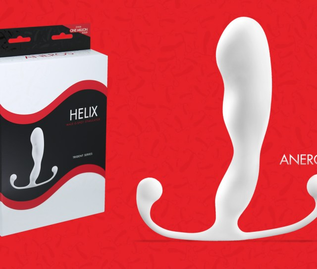 Aneros Trident Helix Prostate Massager Sex Toy Review