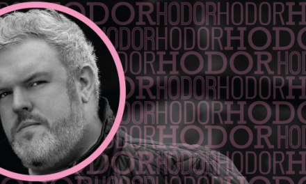 3/27/15: Pink Party Comicon featuring Kristian Nairn