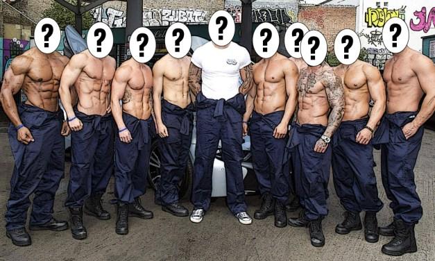 Shut Up I'm Talking: Adrian Reveals Seattle's Hottest Guys (Sort Of)!