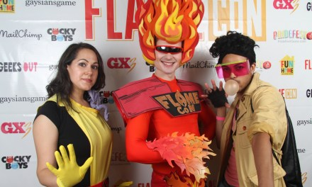 Flame Con: Burning Bright for Queer Comic Fans