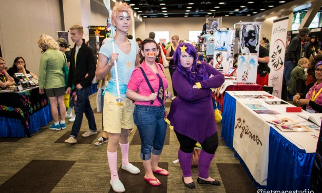 Totally Unofficial Queer Guide: GeekGirlCon 2017