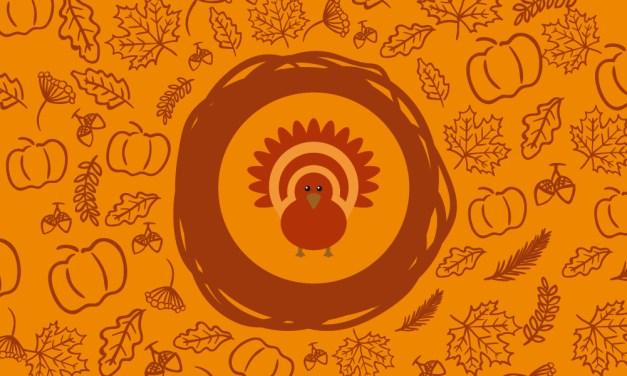 Shut Up I'm Talking: Happy Thanksgiving, Please Break My Heart