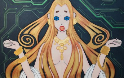 Art Opening: In Goddess We Trust by José Quiroa