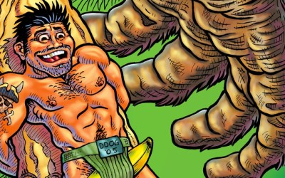 Hard to Swallow: When Comics Get Down And Dirty