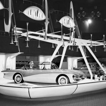 1956 Centurion Concept