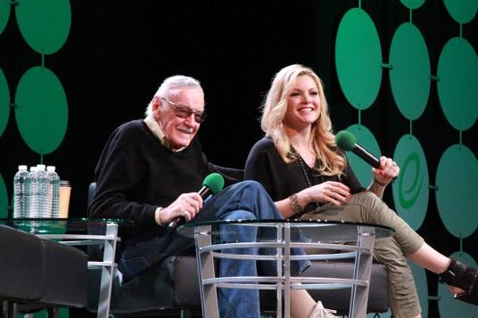 2015 ECCC Stan Lee Panel