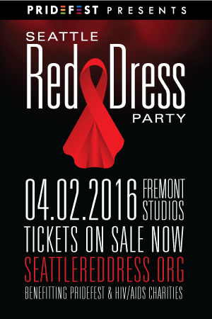 Seattle Red Dress Party