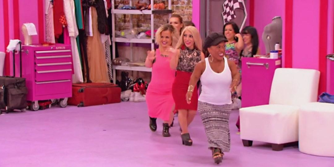 The fabulous stars from Little Women: LA.