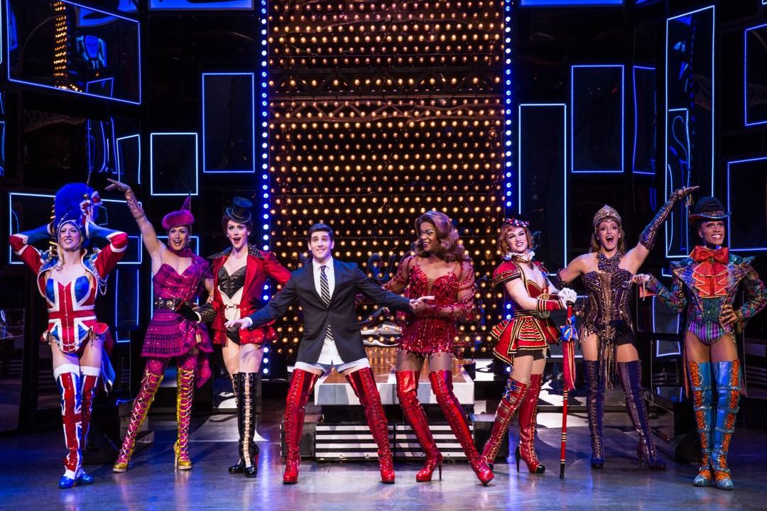 Kinky Boots national touring company
