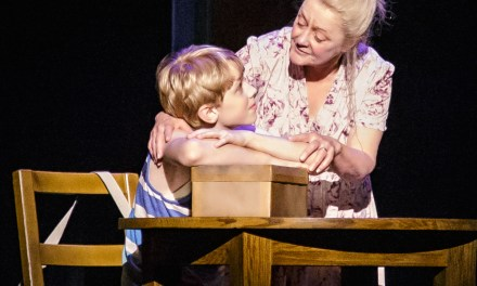 Billy Elliot's New Grandma: Faye B. Summers