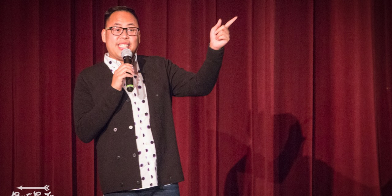 Out & In Pride Comedy Showcase with Nico Santos