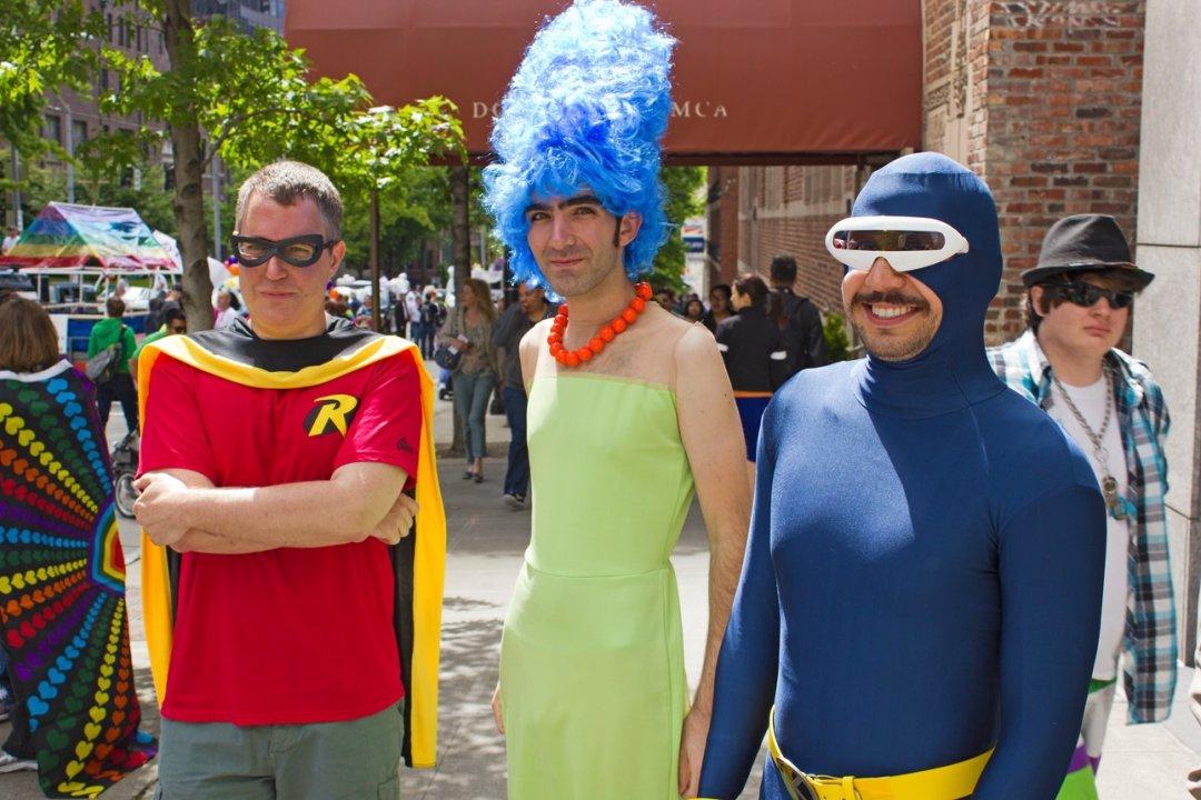 Queer Geek Pride