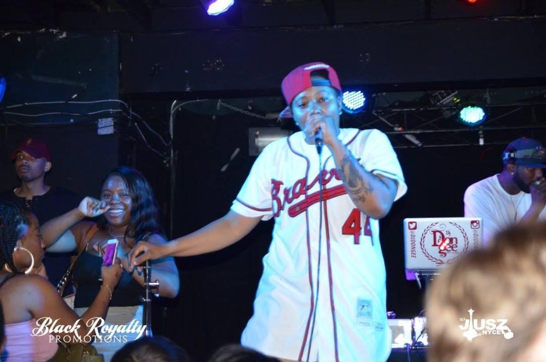 DJ Ravish (Atlanta). Photo courtesy of Emerald City Black Pride.