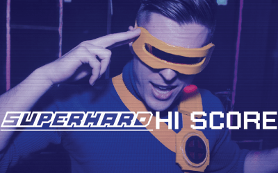 Sunday 9/4/16: SuperHard Hi Score