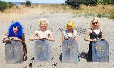 Barf-core Prom Queens: Here Comes Mommy Long Legs