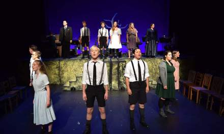Basement Theatrics' Spring Awakening: Stormy With A Chance Of Clear Skies