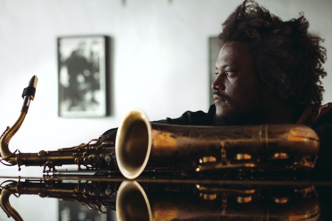 Kamasi Washington. Photo courtesy of Bumbershoot 2016.
