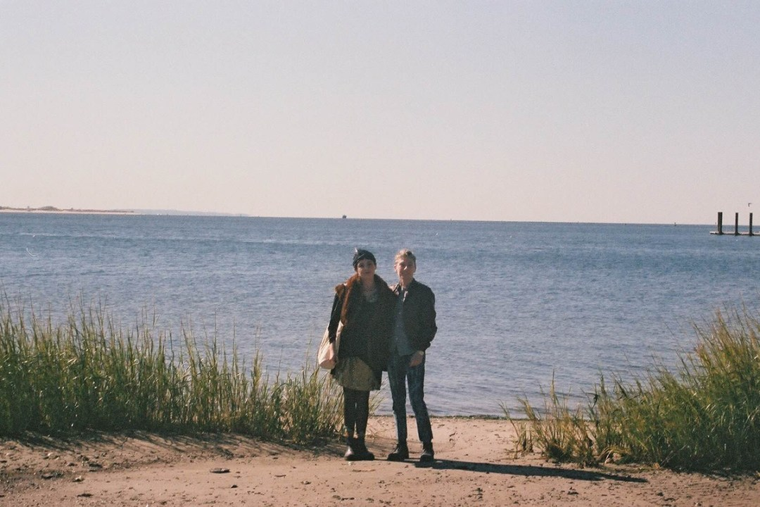 Mary Anne & Sarah at Bottle Beach. Photo by Marcus McDonald.
