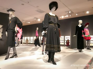 Yves Saint Laurent at Seattle Art Museum