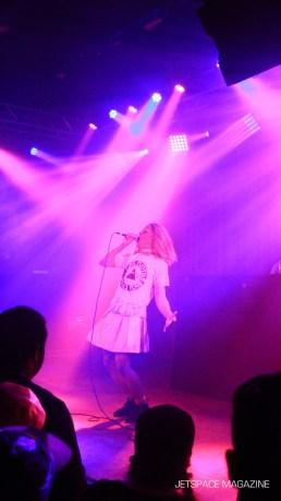 Mykki Blanco and Cakes Da Killa performing at Neumos 27 Feb 2017. Photos by Nome.