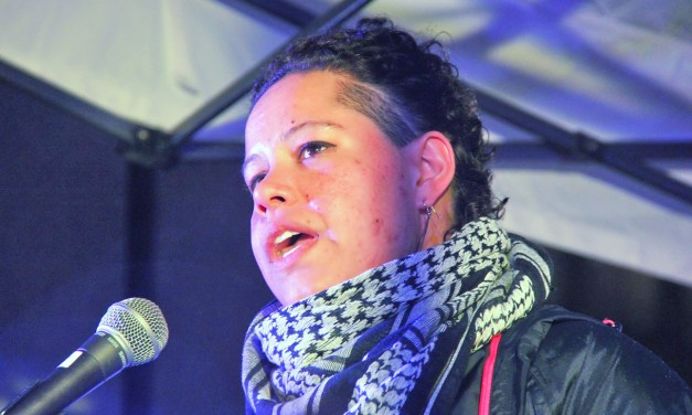 The Art of a Mayoral Run: Nikkita Oliver