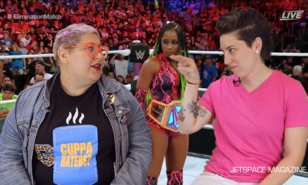 WRESTLE-GAY-NIA with El and Val: WWE Battleground 2017