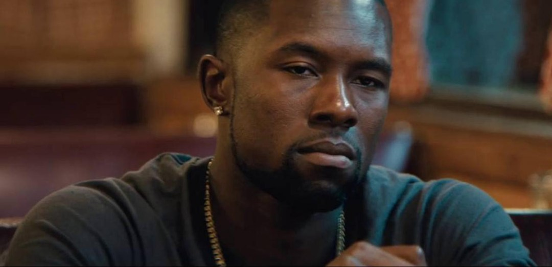 Trevante Rhodes in Moonlight