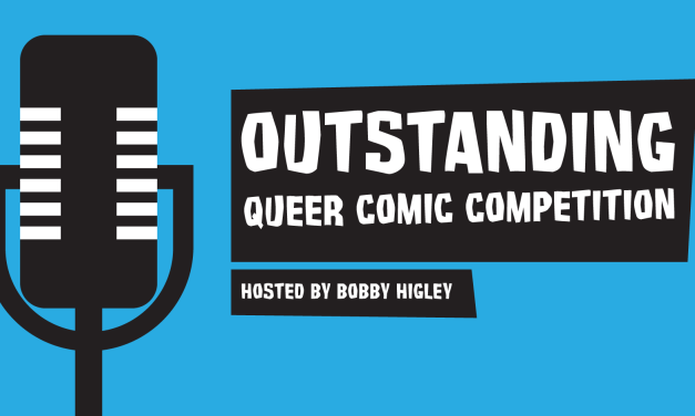 Outstanding: Queer Comic Competition Round 2