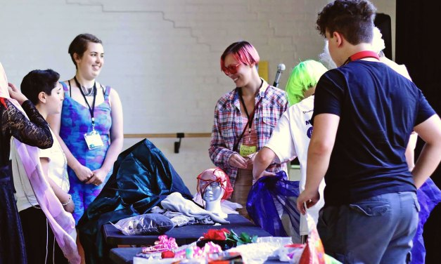Youth-Led Rogue Rainbow Presents A Clothing Swap