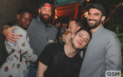 Nightshots: Qomix Queer Comicon Party 2019