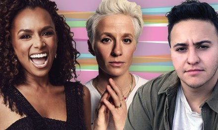 Queerspace Mag Week in Review: Janet Mock, Megan Rapinoe, and Zach Barack
