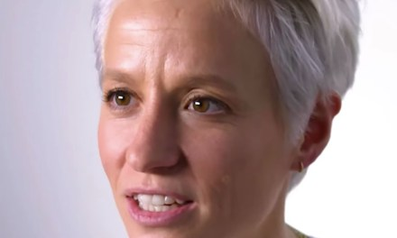 Queerspace News: Megan Rapinoe Kicks Ass