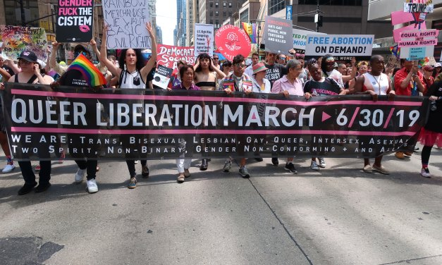 Tens of Thousands March for Queer Liberation in NYC