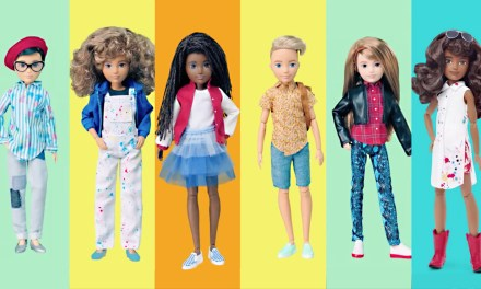 Mattel Launches Creatable World Gender Inclusive Doll Line
