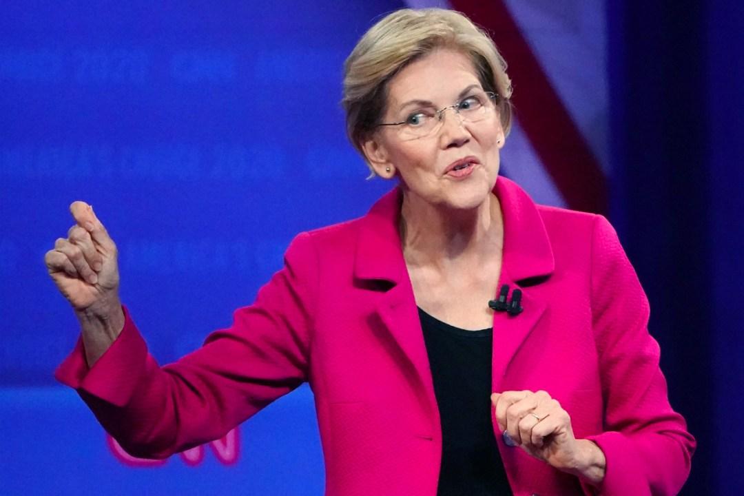 Elizabeth Warren CNN Town Hall