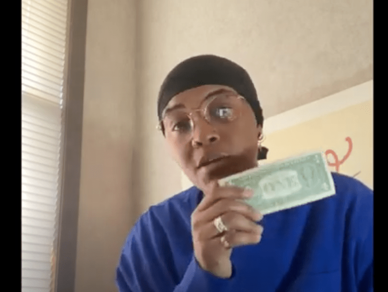 Video: There's a Secret Illuminati Meaning On The Dollar Bill = 666