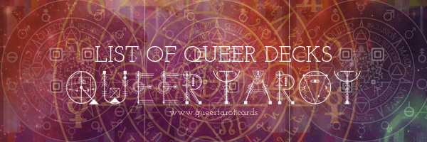 LIST OF QUEER (GAY) TAROT DECKS