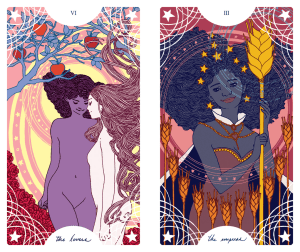List of QUEER TAROT trung-nguyen-tarot
