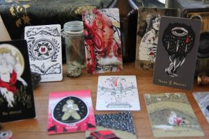 Slow Holler Tarot Deck give away