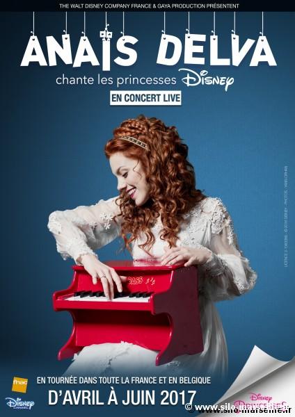 Anaïs Delva chante les plus belles chansons des princesses Disney