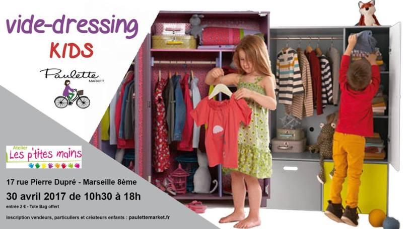 Vide dressing spécial Kids