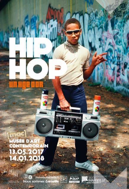Hip-Hop un âge d'or, l'expo du moment à découvrir en famille