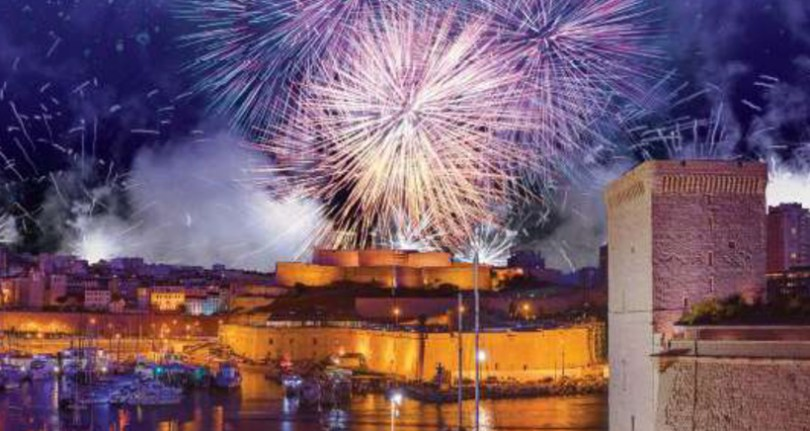 14 juillet à Marseille