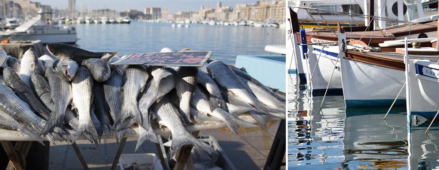Le Vieux Port Marseille